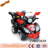Hot sale remote control ride on car kids plastic car baby toy car 2015