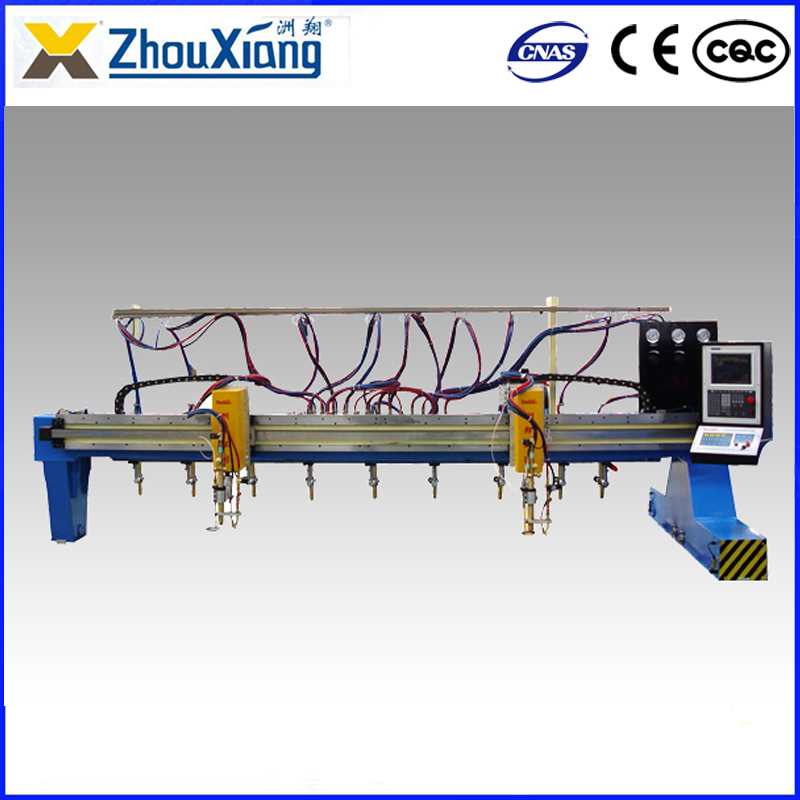 Factory Price H Beam Production Line CNC Flame Metal Cutting Machine
