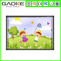 China wholesale custom multi touch price of interactive electronic whiteboard for kids