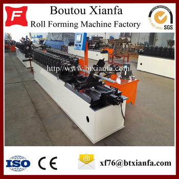 Automatic Metal Stud and Track Roll Forming Machine 40m/min