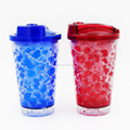 Insulated water bottle double wall
