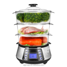 Big capacity electric food and vegetable steamer machine XJ-7K118