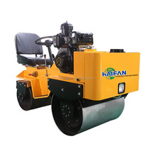 self-propelled vibratory road roller