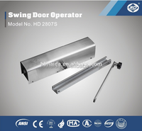 HD2807S high quality concealed automatic swing door opener for glass door