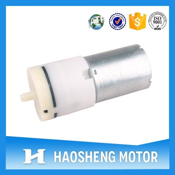 DC Motor with Air Pump 63C27A