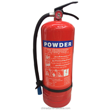 Easy to hanging Fire Extinguisher Automatic 6Kg ABC dry chemical powder system