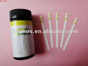 Protein glucose urine test view protein glucose urine for Table 6 simulated urine protein test