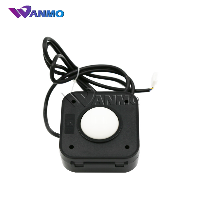 Diameter Round Connector trackball arcade games cabinet parts arcade trackball for arcade video game