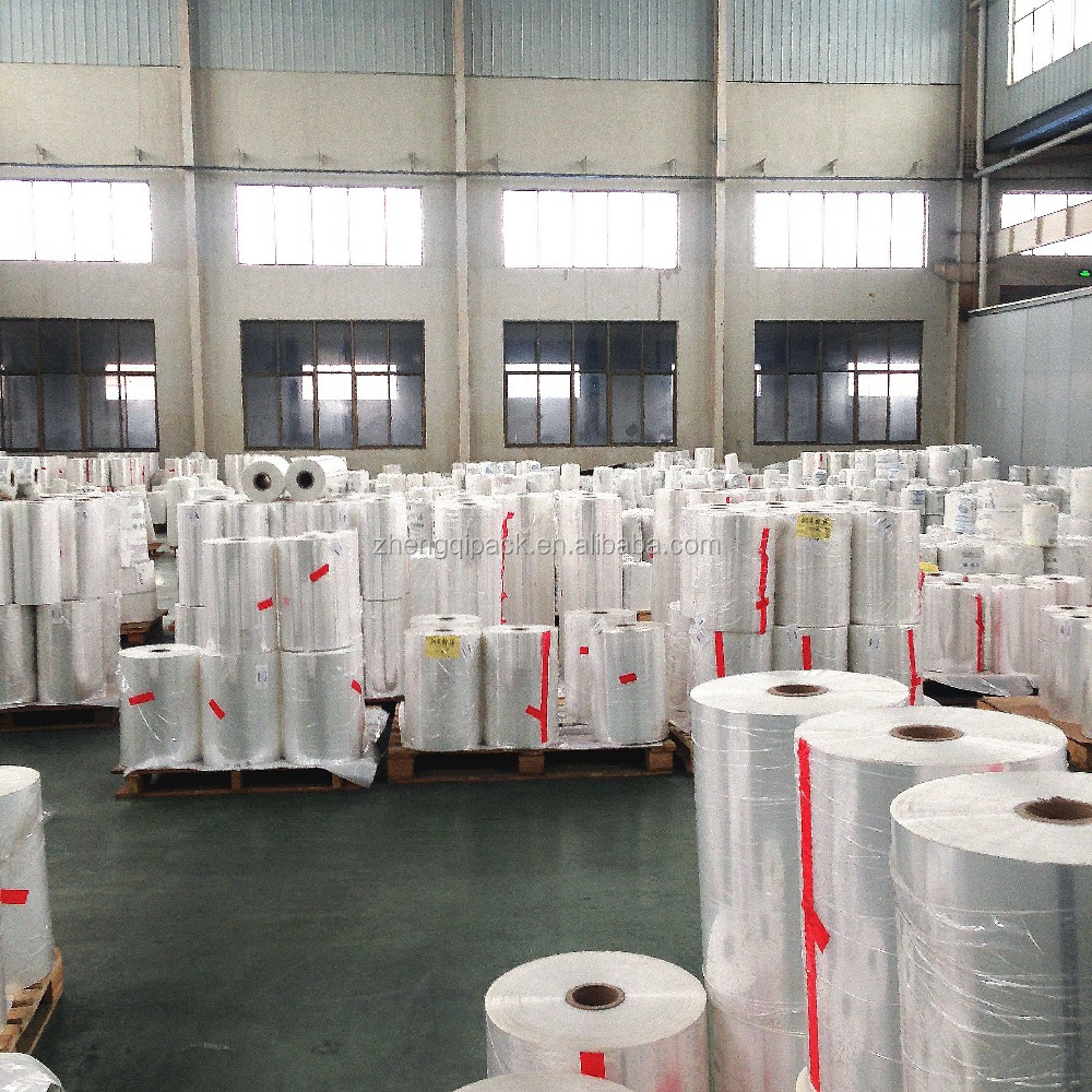 30 mic POF / polyolefin shrink film For Packing