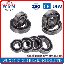 Motorcycle ceramic deep groove ball bearings 6207
