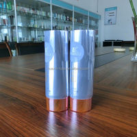 D40mm plastic barrier laminated tubes laminated toothpaste tube aluminum barrier laminated tube