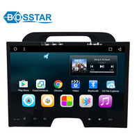 Bosstar Double Din Car Stereo for KIA Sportage R 2010-2015 Android 6.0 GPS Navigation Bluetooth Wifi dvd player