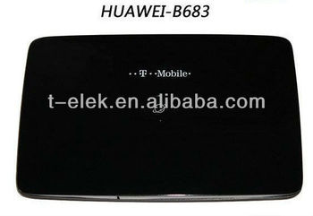 huawei B683 sim voice router