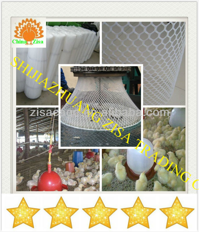 plastic nets fencing for poultry chicken