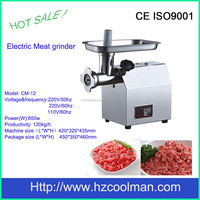 CM-12 Table low noise National meat grinder with high quality