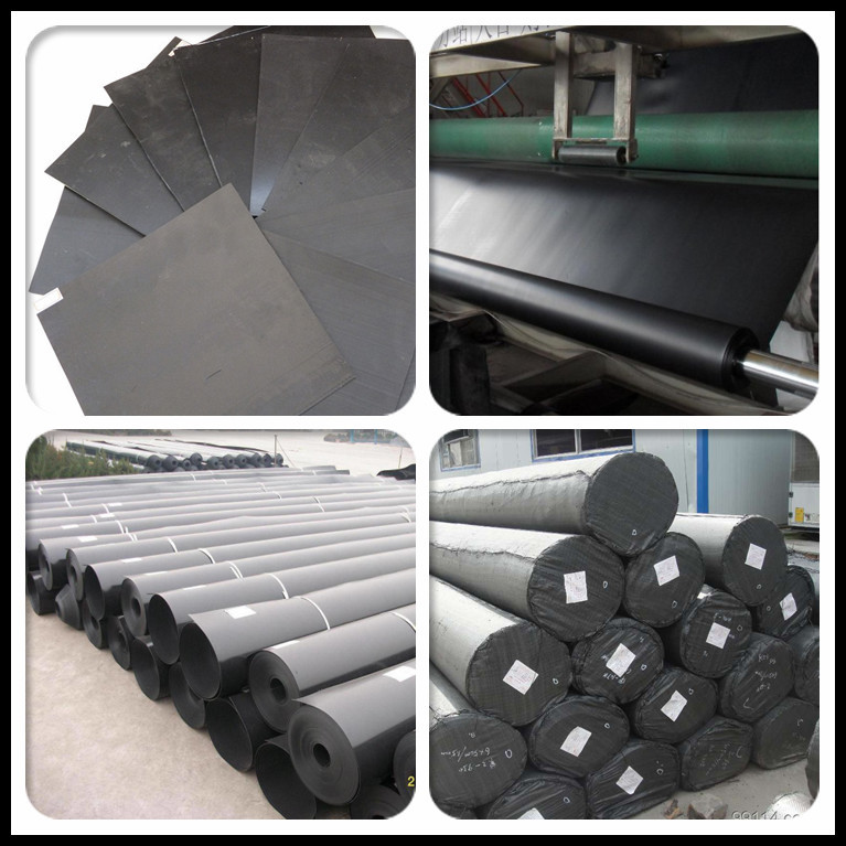 Rainwater Collection Pond HDPE Geomembrane Impermeable Liner