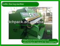 leather tannery machine 3000mm leather shaving processing trimming machine