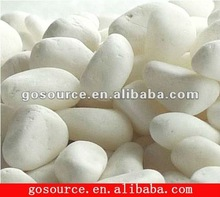 garden landscaping white pebble stone for sale