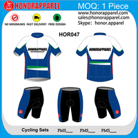 Latest sublimated cycling jersey mens cycling wear/ cycling jersey, bike jersey, cycling shirt SW1408 honorapparel