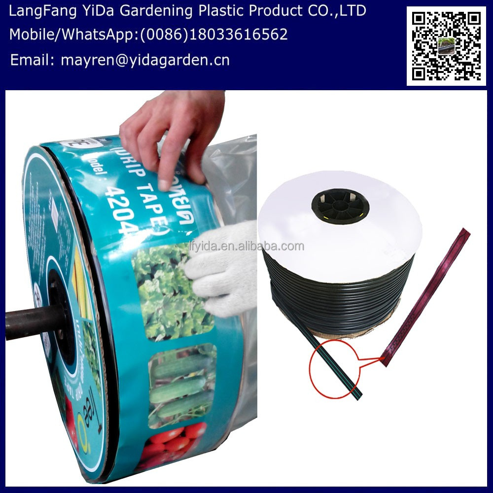 1.38Litre per hour Cropland Irrigation Free Sample Drip Line