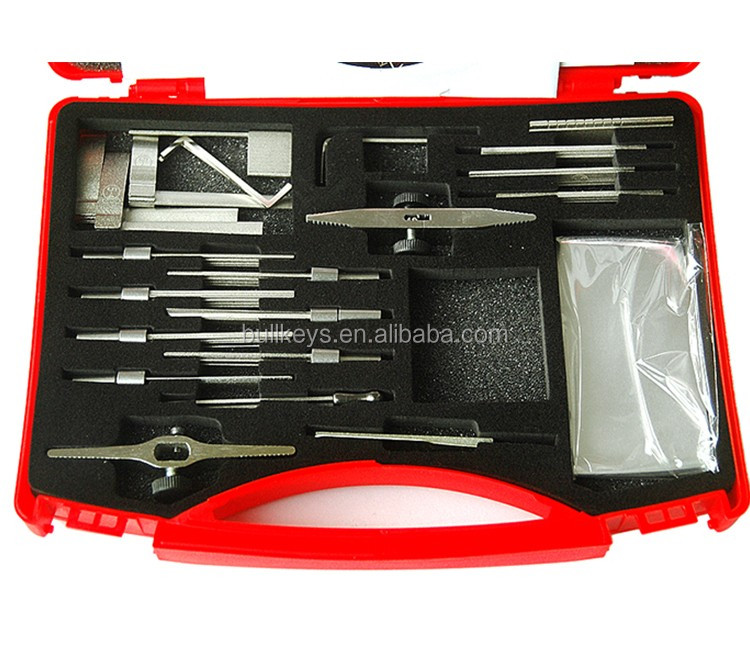 Bullkeys wholesale quick open lock pick set huk locksmith tools SQ0003