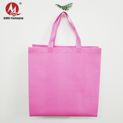 Wholesale cheap recyclable shopping non woven bags