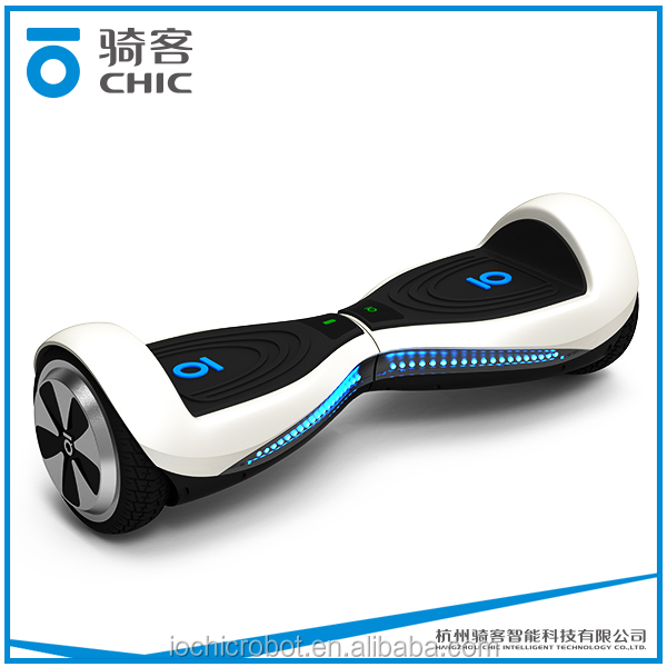 Cheap Powered UL Certification IO CHIC Smart Balancing Electric Hover Board