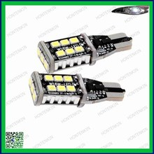 T10 168 194 15 SMD 2835 Canbus Error Free Car LED Light Interior Bulb White