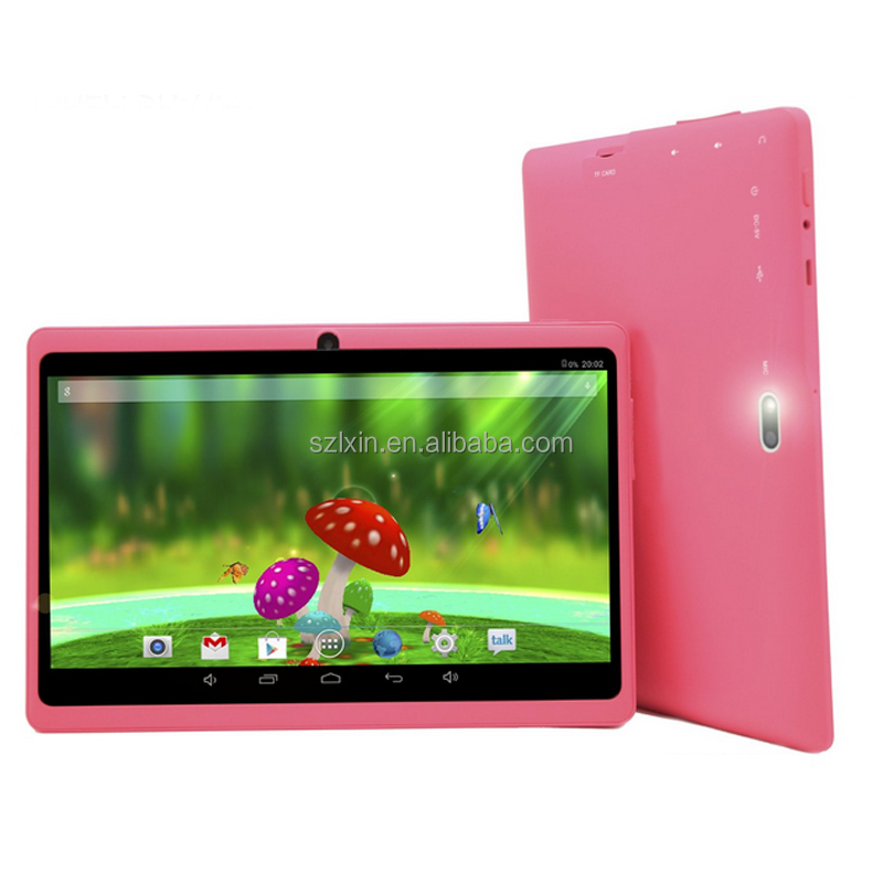 Super Slim 7 Inch Android Tablet With 4gb Flash,Quad Core ...