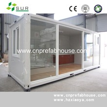 work house container portable/electrical container house/prefab shower container house