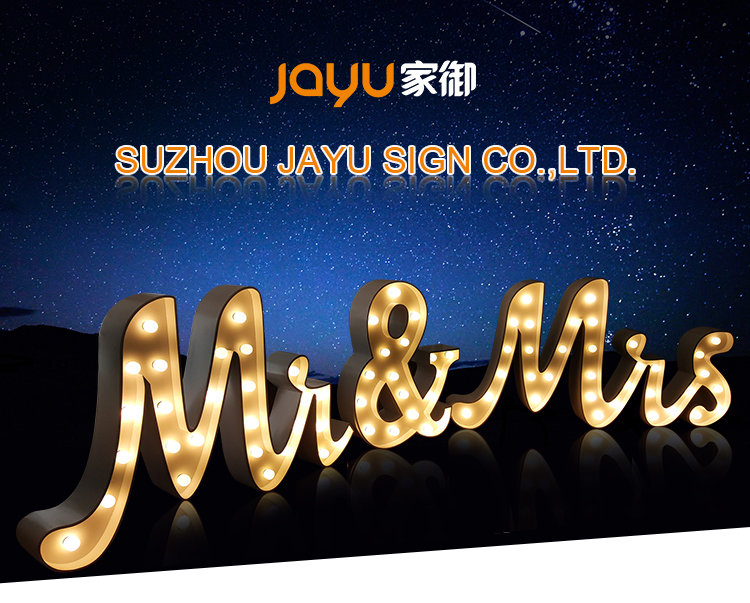 Remote control outdoor waterproof factory custom made acrylic frontlit RGB Led channel letter sign