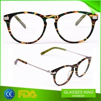 2015 Fashion Acetate Reading Glasses, Eye Glasses Frames Protect Your Eyes
