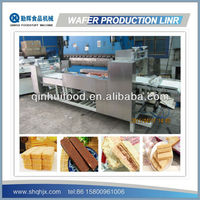 CE Proved Full Automatic Wafer Biscuit Cutting Machine