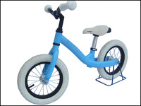 Special kids' balanced car no pedal toy aluminum balance bike