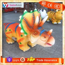 SH-S003 Animal scooter for amusement park kids dinosaur games