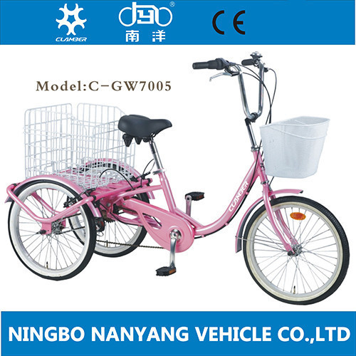 New Design 20 Inch tricycle prices adult