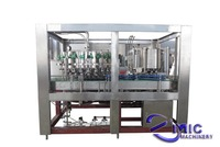 MIC-32-8 Professional manufacturer for Aluminium Can Carbonated Drink Filling Packing Production Line 3000-12000CPH with CE