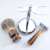Double Edge Long Handle Safety Razor Brush And Stand Gift Set for Man Shaving Set