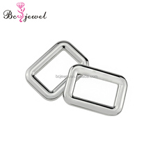 New 25mm Square Metal Ring for Bag Accessory Handbag Hardware Belt Buckle Wholesale