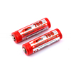 Button top Efest 14500 battery 14500 li-ion rechargeable battery