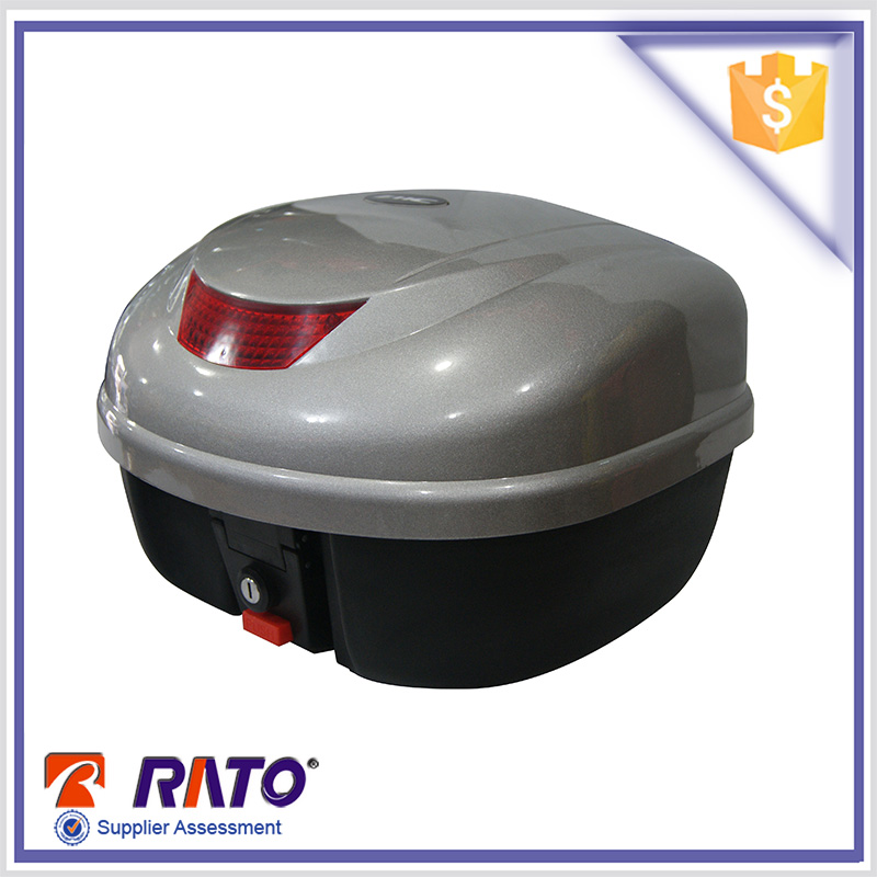 Chinese lunlock box for motorcycle for universal