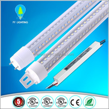 120-140lm/w DC 24V T8 led tube lighting UL/cUL/CSA approved