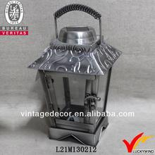 Very popular antique candle lantern products newly design