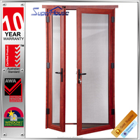 Port of Shanghai deliver on time accordion doors bathroom