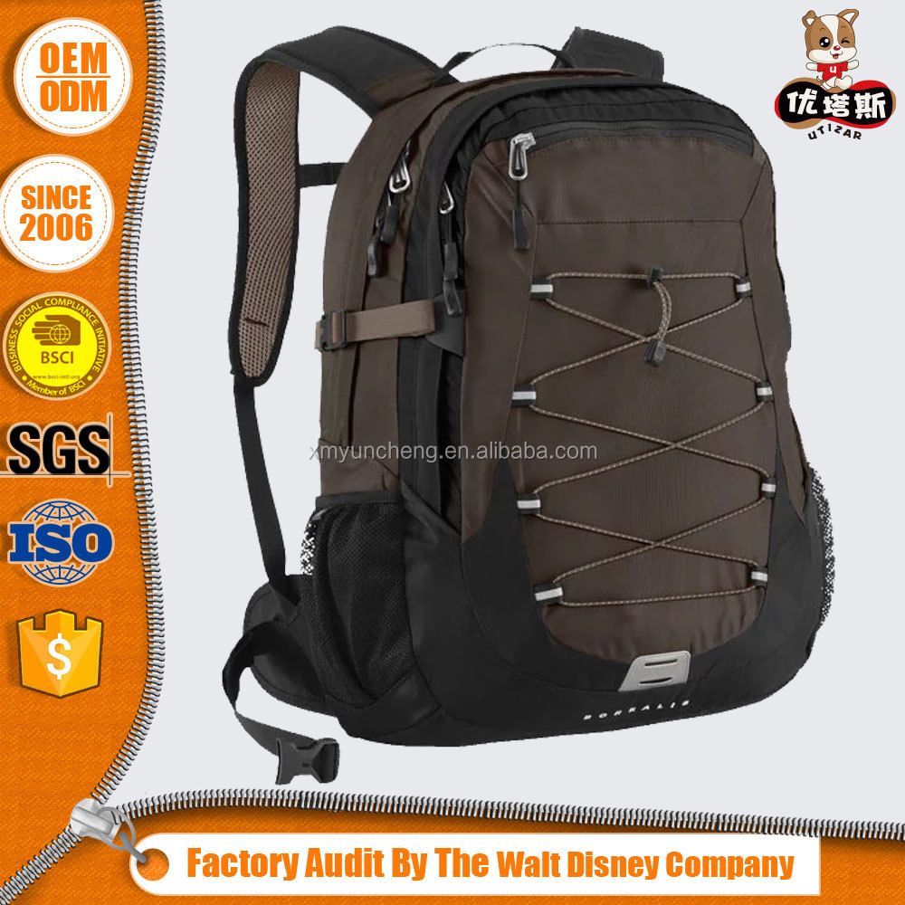 600D polyester mountain leisure 30l backpacks outdoor travel bag