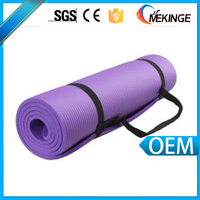 Eco friendly rubber yoga mat thickness mat yoga washable