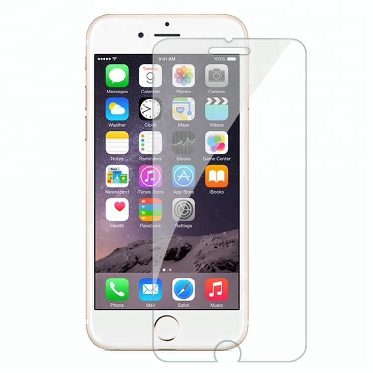 Cost-Effective 0.3mm 2.5D High Definition Tempered Glass Screen Protector For iPhone 7+/8+