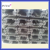Extruded kitchen aluminium profile