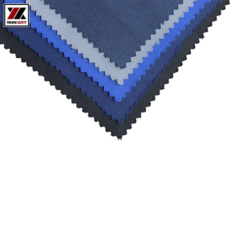 ASTM D6413 CN Fire Proof Fire Resistant Twill Fabric