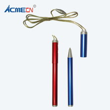 ACMECN Hot Sale Logo Lanyard Ball Pen Promotional Personalized Necklace Pen Cool Design Funny Magnetic Hanging pen